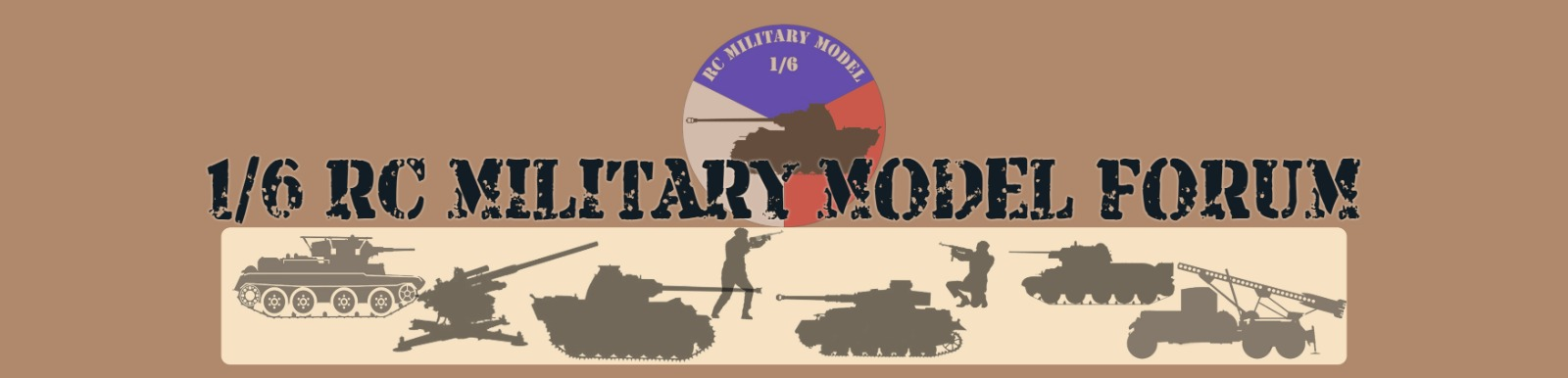 1/6 RC MILITARY MODEL FORUM